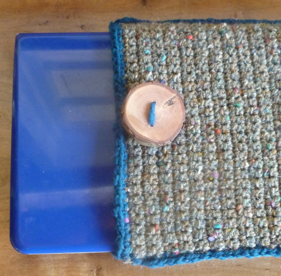 Crochet Stitches Tight : crochet hook for the worsted weight yarn left a nice tight stitch ...