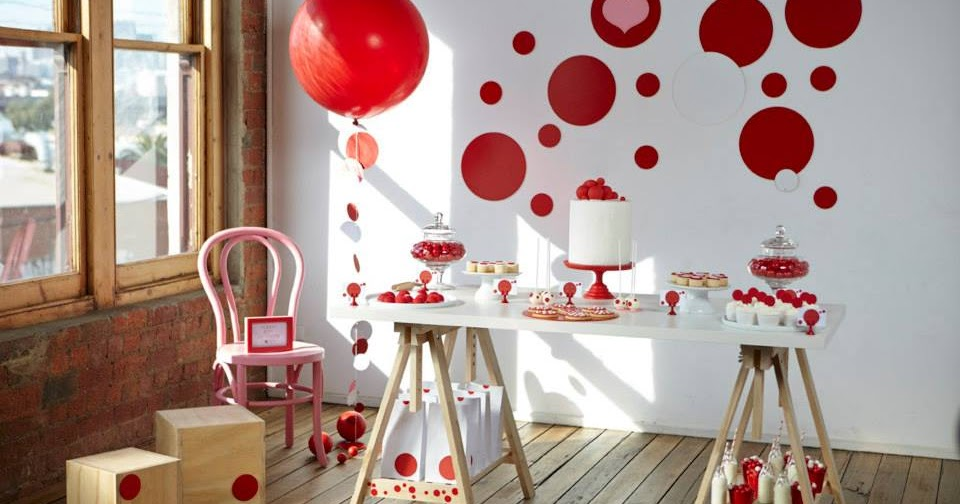 Little Big Company The Blog A Red Spottythemed Birthday