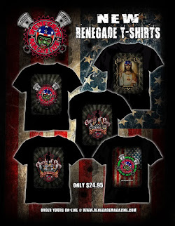 New Renegade T-Shirts