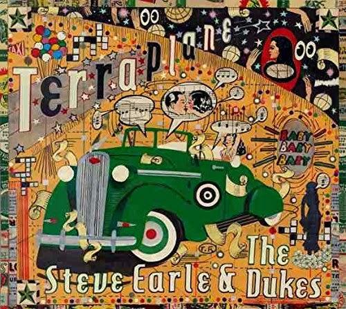 Steve Earle's Terraplane