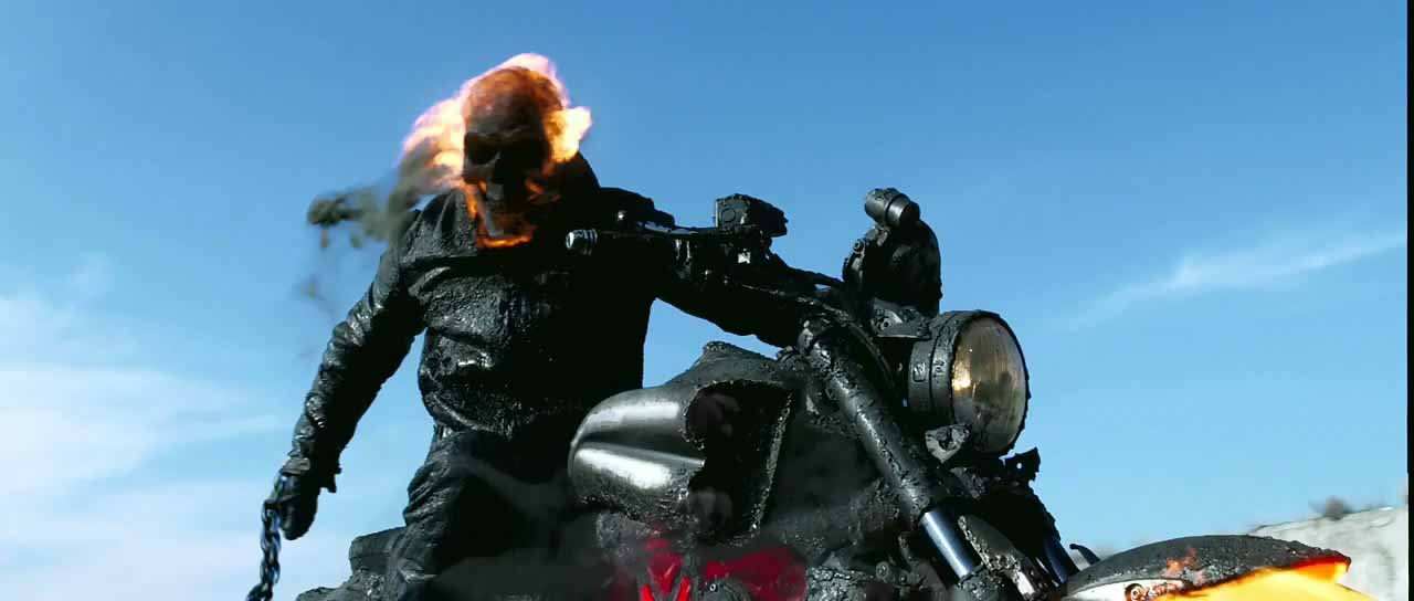 Download Ghost Rider 2 Spirit Of Vengeance Wallpapers And Images Free 3d Anaglyph 3D