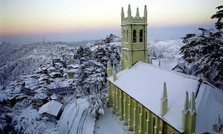 Shimla (Best Honeymoon Destinations In India) 10