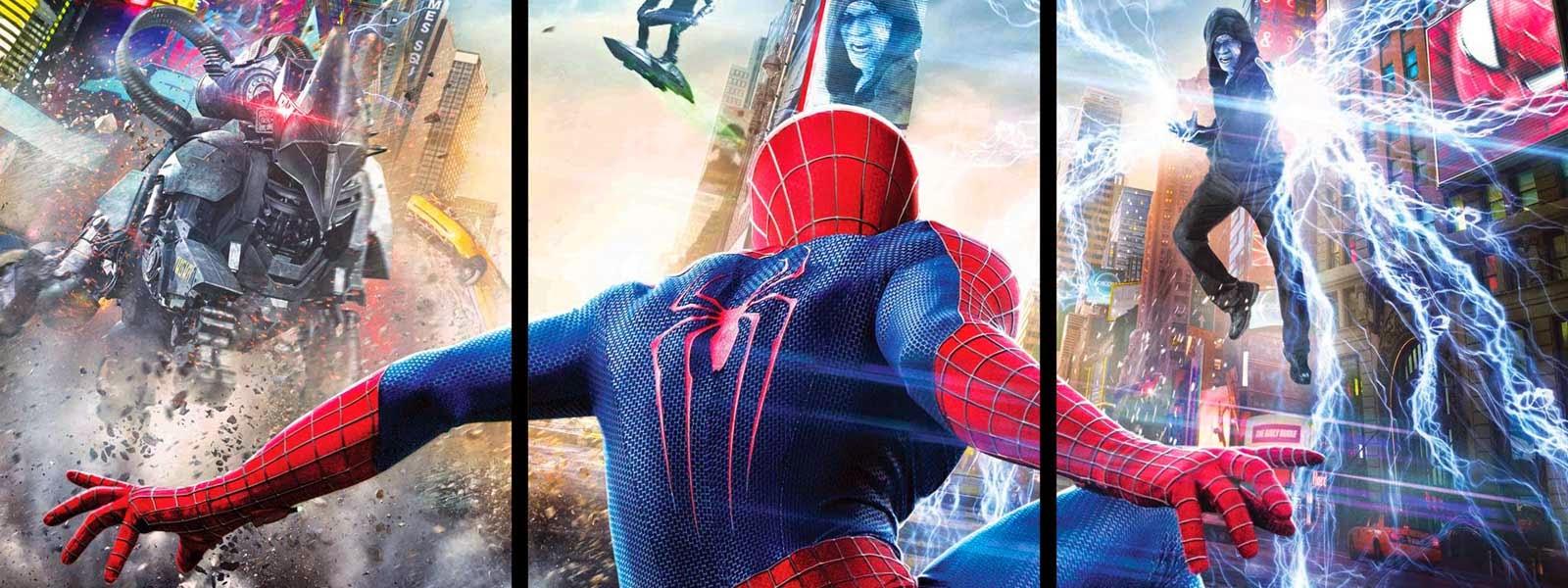 Người Nhện Siêu Đẳng 2: Sự Trỗi Dậy Của Người Điện - The Amazing Spider-man 2: Rise of Electro (2014)
