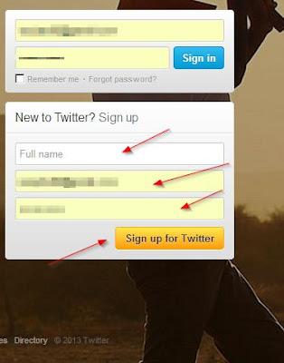 Cara Menggunakan Twitter Terbaru