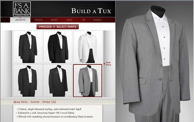 La 39 di events blog build your own tuxedo for Tux builder