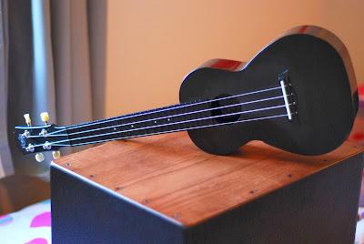 Korala Explore concert ukulele