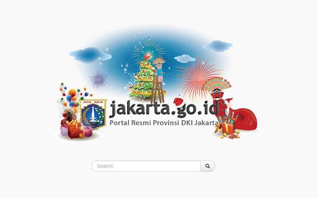 Banyak Kritikan, Kini Portal Resmi DKI Jakarta Muncul 'Sedang Dalam Perbaikan'