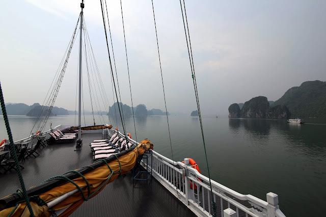 VIETNAM: la Bahía de Halong