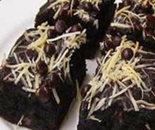 Resep Cara Membuat Brownies Pisang Ketan Hitam Enak
