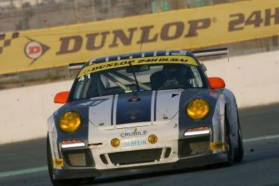 Dunlop incepe anul cu cursa de 24 de ore din Dubai