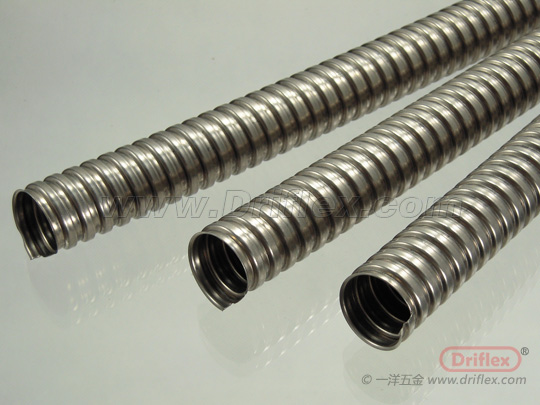 Stainless steel flexible conduit images