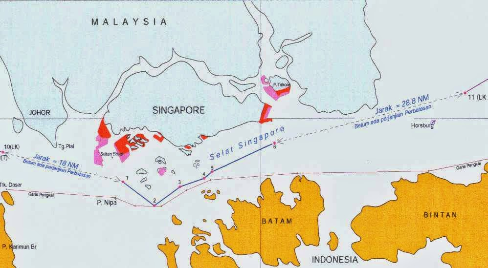 SBY akan Saksikan Kesepakatan Batas Laut di Singapura