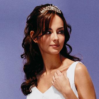 no obstante si buscas peinados de novia modernos del 2012 2013 optaremos por peinados actuales con mantilla ideas de peinados de novia 2012 2013 - Peinados Actuales