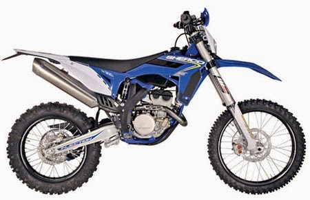 Sherco motocross