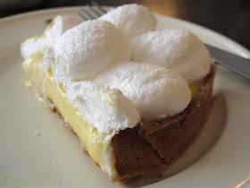 Mamie Gâteaux Paris - Tarte au citron meringuée