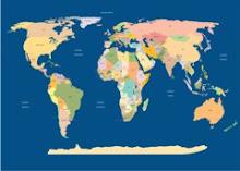 PAÍSES-Conheça os Países reconhecidos pela ONU. Clique em cima da imagem!