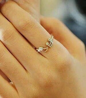 Some Unique Rings Designs