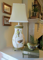Bird Lamp