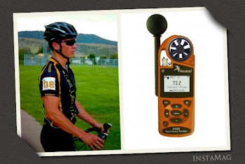 Kestrel Heat Stress Tracker