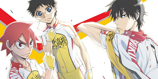 Yowamushi Pedal : The Movie 2015, Actu Ciné, Cinéma, TMS Entertainment, Watanabe Wataru,