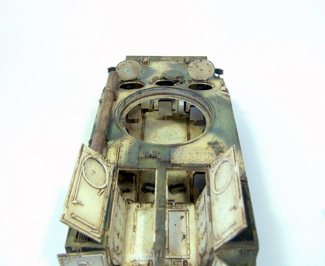 BMP-3 Vehículo militar de Infantería BMP-3-early-27-722203