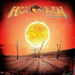 CD Cover Helloween