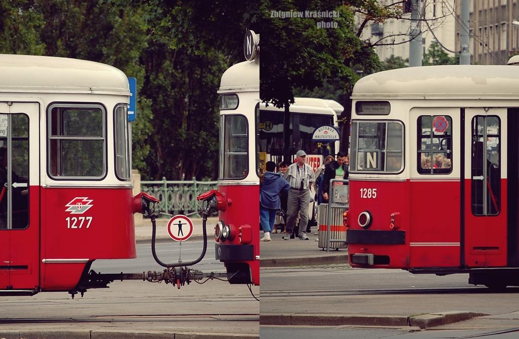 Mkną po szynach... olsztyńskie tramwaje