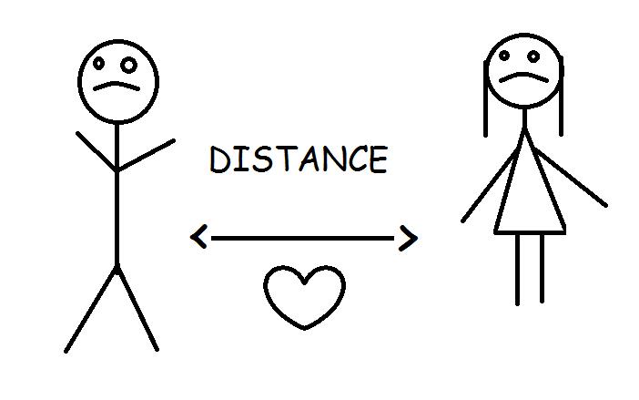 emociones y sentimientos a distancia