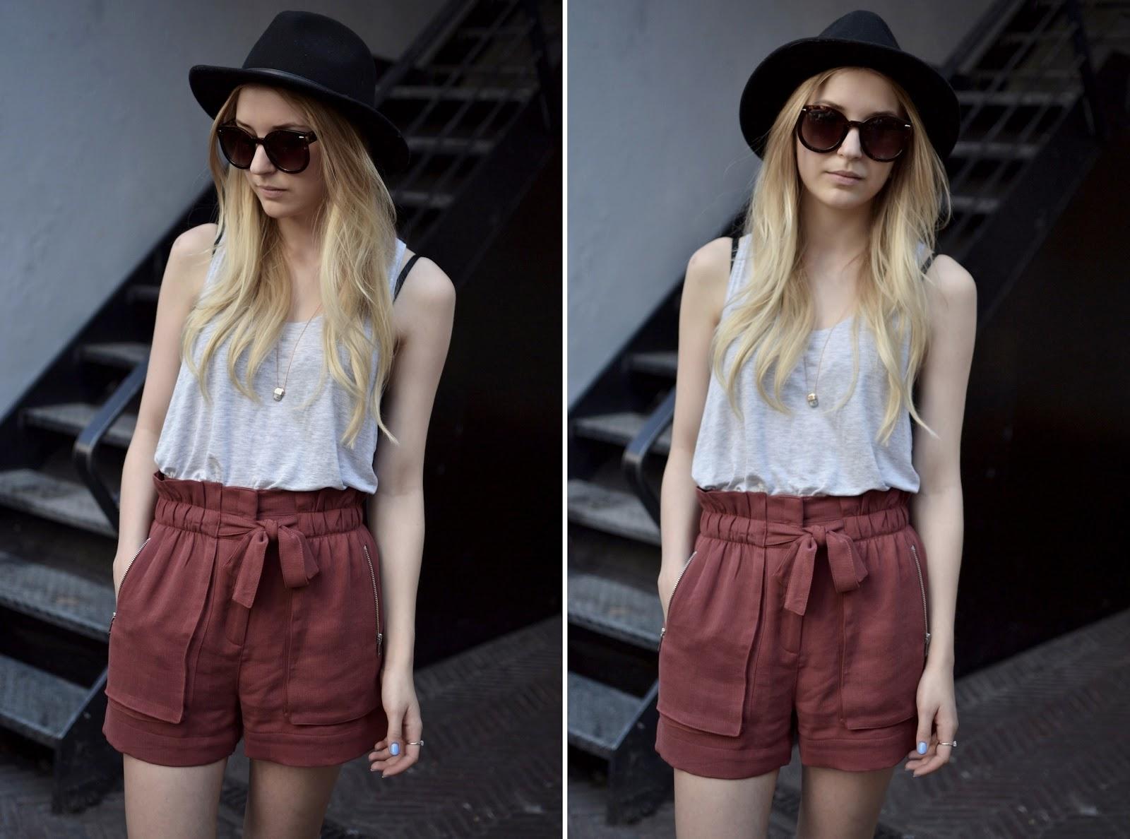 Zara shortsblogger