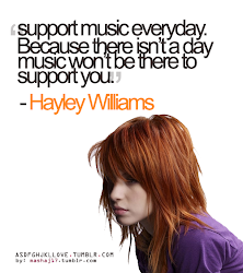 Hayley's Quote