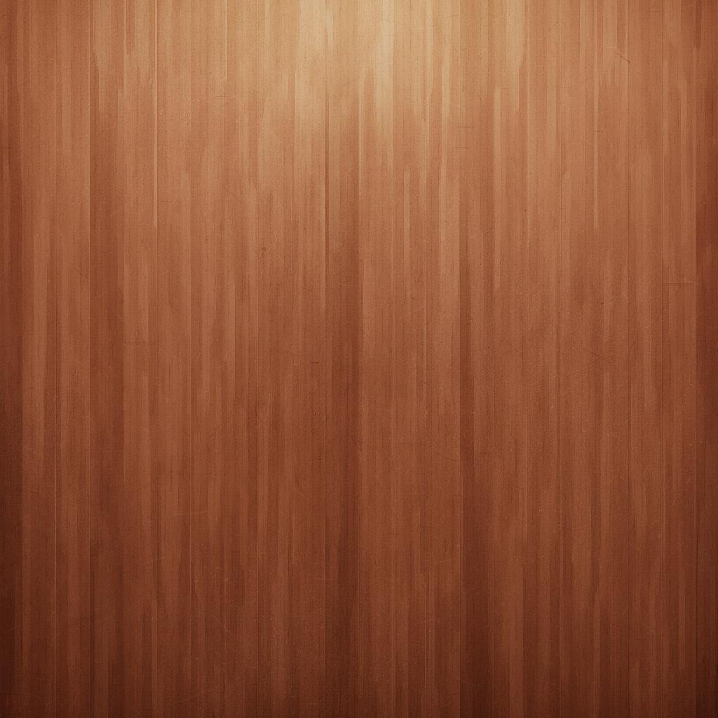 rendered bits ipad wallpaper wood theme