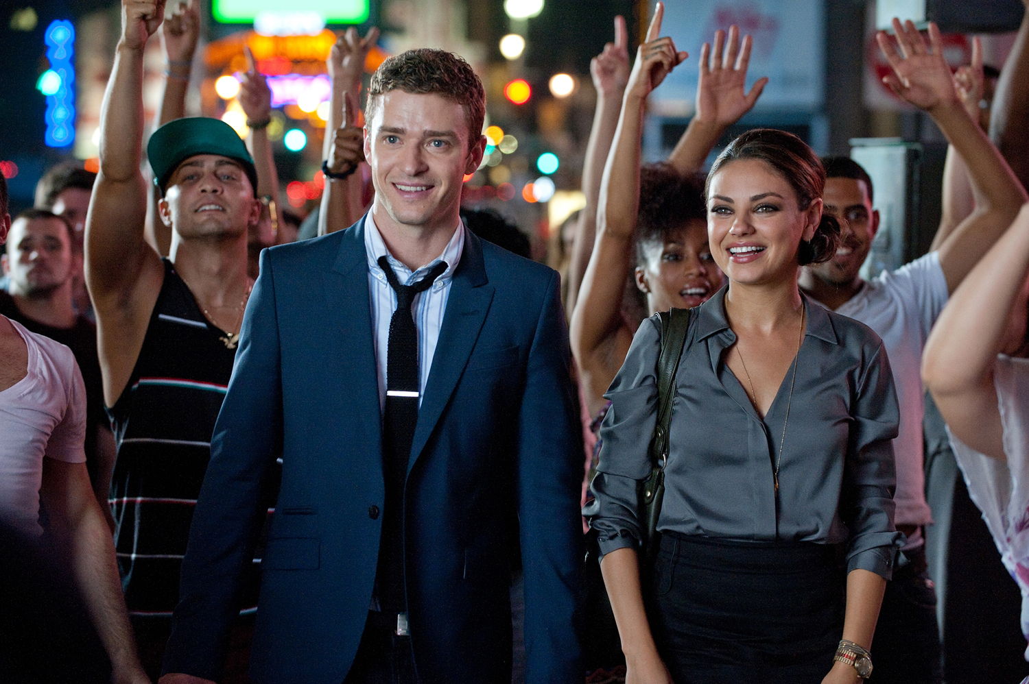Movie Review: Friends With Benefits (2011)   The Ace Black