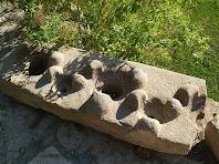 Peces escampades a l'era de Postius