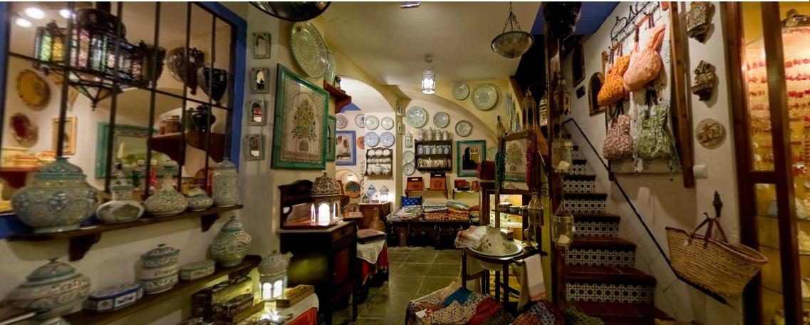 Las Moradas, artesanía andalusí