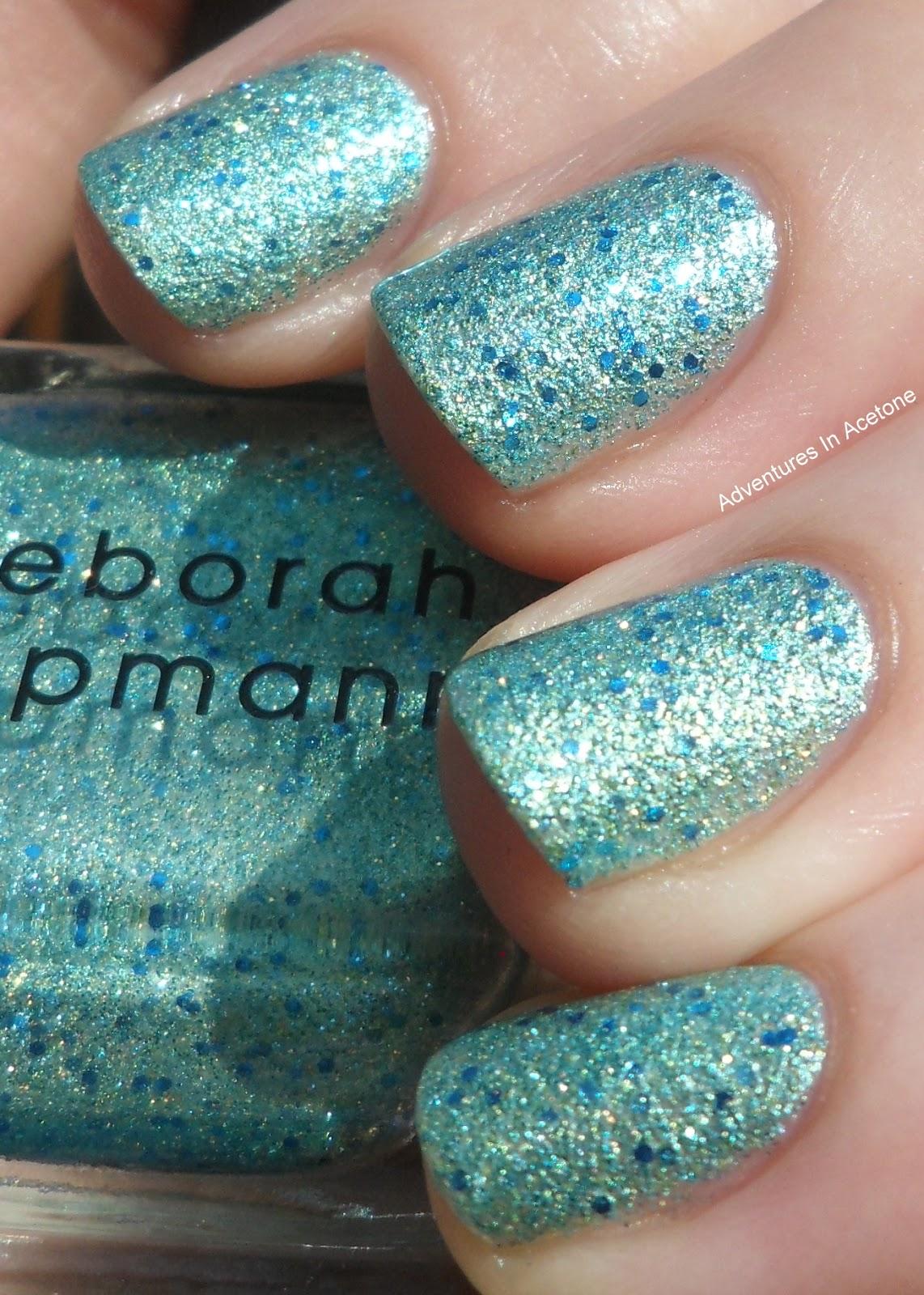 Deborah Lippmann Mermaid\'s Dream! - Adventures In Acetone
