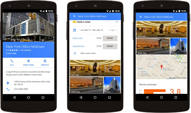 Google's New Card-Based Ads On Mobile