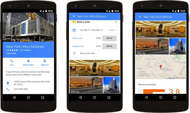 Google's New Card-Based Ads On Mobile