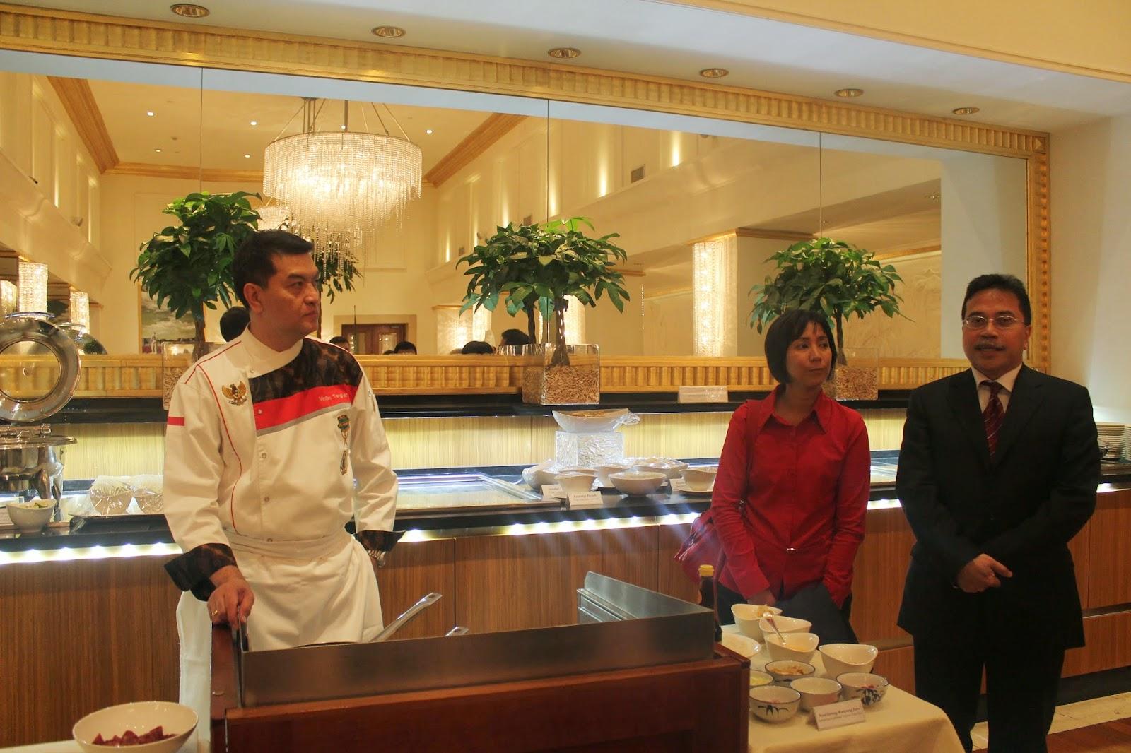 il ristorante doney incontra la cucina indonesiana