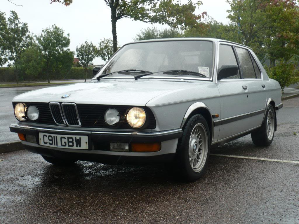 1981 bmw 528i automatic e28 related infomation specifications weili automotive network. Black Bedroom Furniture Sets. Home Design Ideas