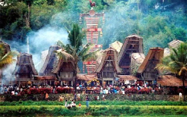 International Festival in Toraja