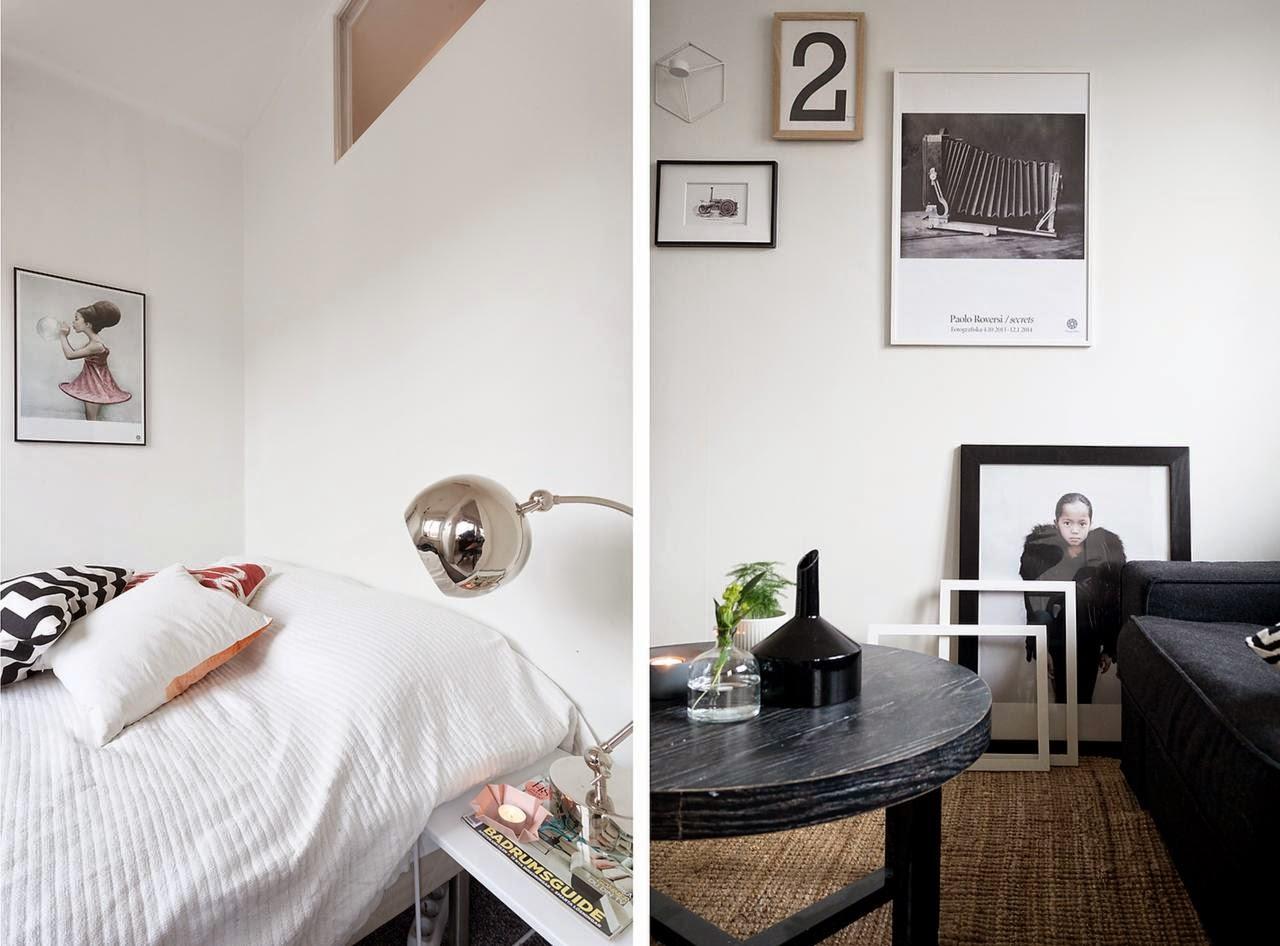 Krasny a sviezi skandinavsky byt / Nice and fresh scandinavian apartment