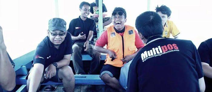 Crew Berpengalaman