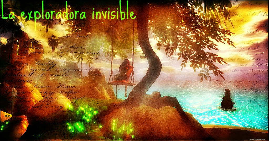 .La exploradora  invisible