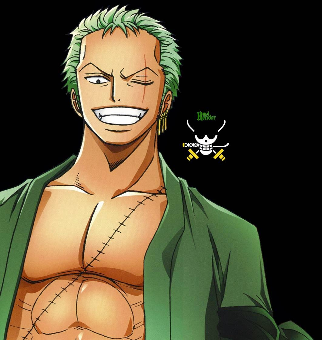 Teori-teori ngawur tentang luka di mata kanan Roronoa Zoro (One Piece)