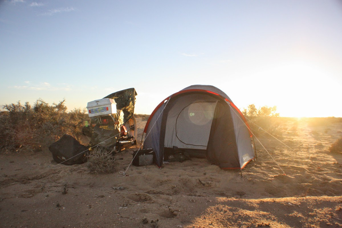 Western Sahara.