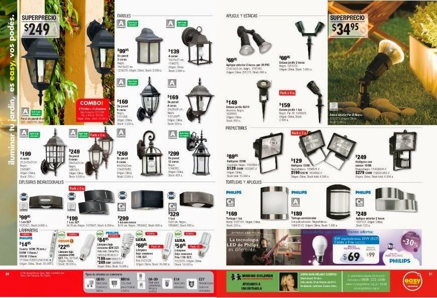 Catalogos online catalogo easy marzo 2015 for Easy argentina catalogo