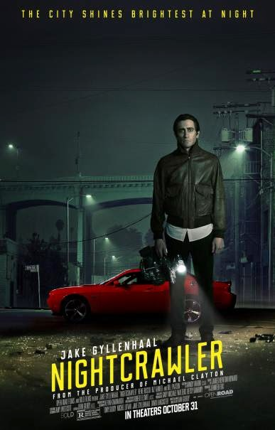 Film Nightcrawler 2014 di Bioskop