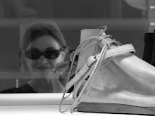 About me - hiding behind the shoes