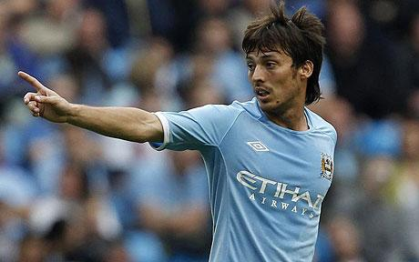 David Silva HD New Nice Wallpapers 2012 New Sports St