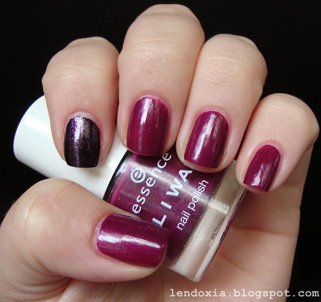 moji nokti rujan 2013